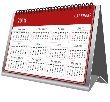Illustration calendrier